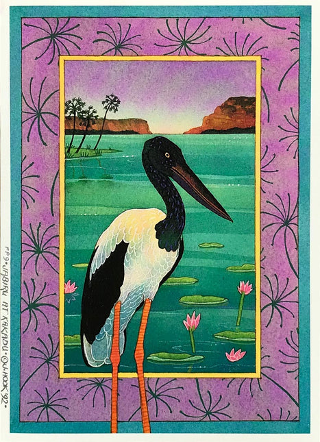 FP9-Jabiru at Kakadu