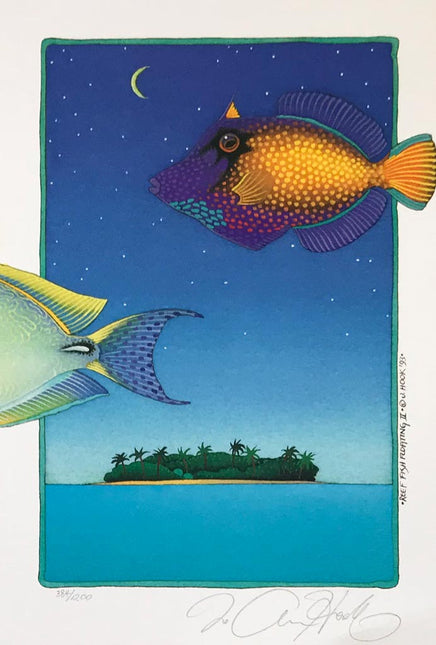 E 9-10-11-12 Reef Fish Floating