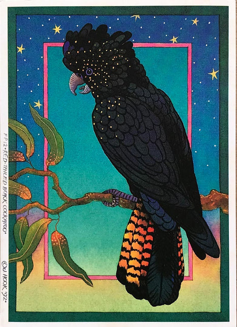 FP12-Black Cockatoo