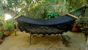 Whitsunday Luxury Black Hammock