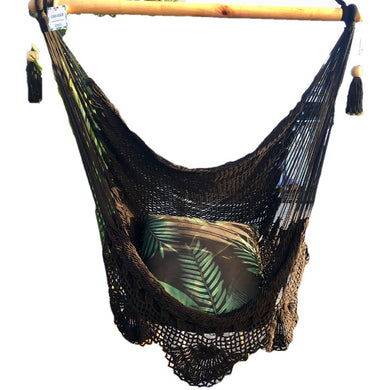 Cabarita Black Hammock Chair Hanging Chair