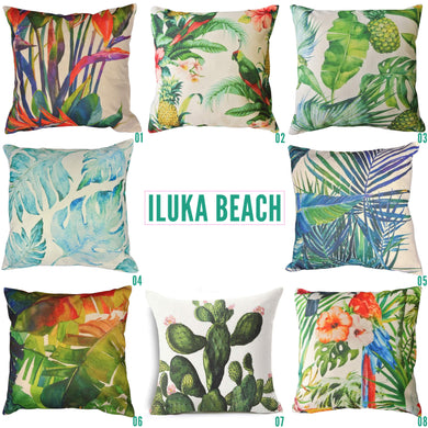 Large Outdoor Cushion Covers - Euro 65x65 cm 26x26 inch