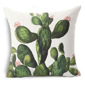 Outdoor Cushion Covers Tropical - 45cm 18inch Square