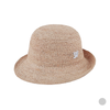 Kelly Simple Logo Raffia Hat 2 Colors - CYCOORDI
