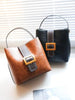 High-Quality Belted Minimal Shoulder Bag - CYCOORDI