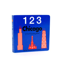 123 Chicago Kids Counting Book
