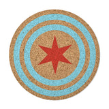 Chicago Flag Coasters (Set of 4)
