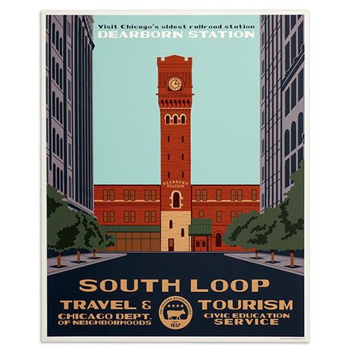 south-loop-neighborhood-tourism-print-16x20