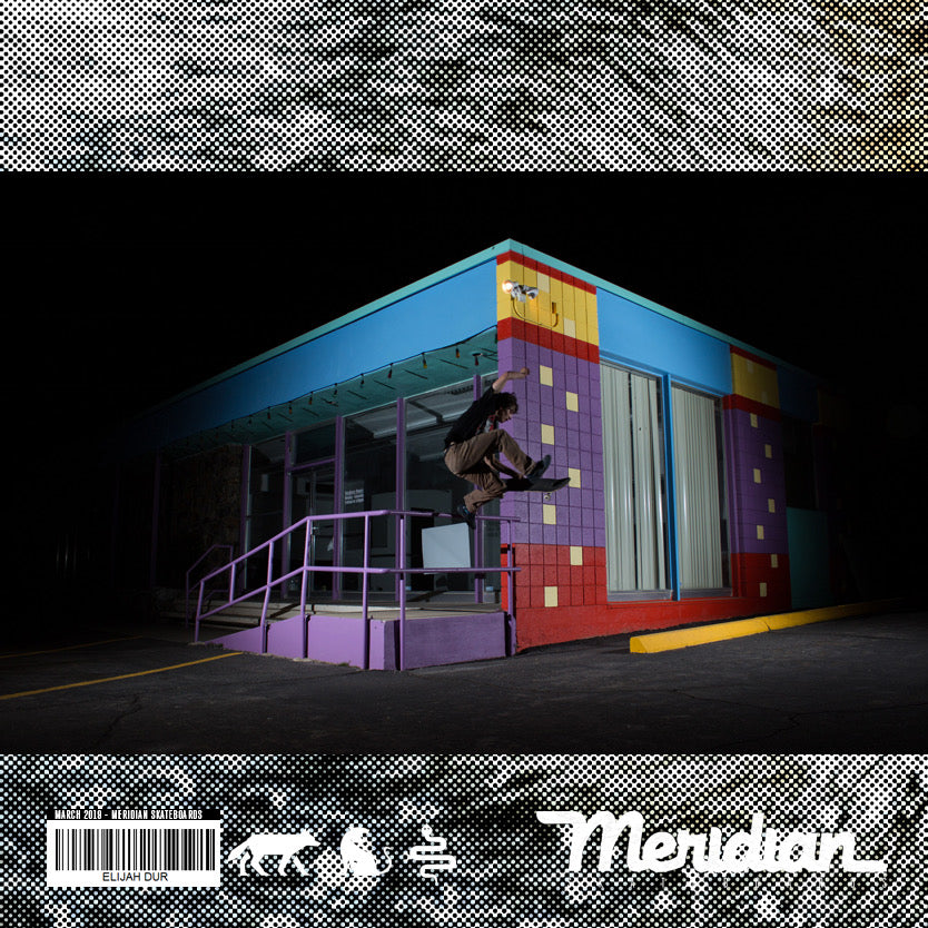 Meridian Skateboards 2019