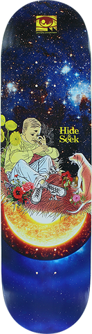 Hide & Seek Deck - Meridian skateboards