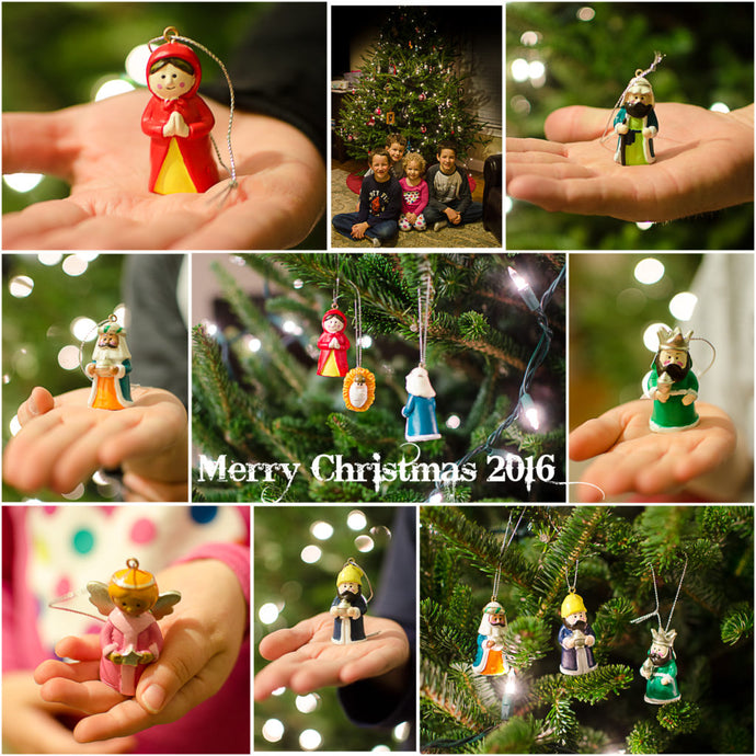 Christmas Ornaments 2016