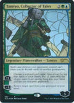 Stained Glass Foil - Tamiyo, Collector of Tales - Secret Lair Drop