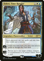Stained Glass Foil - Teferi Time Raveler - Secret Lair Drop