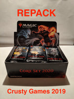 Core Set 2020 Booster Box Repack - M20 with Free Box