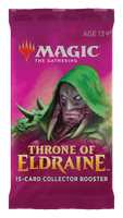 Throne of Eldraine - Collector Booster Pack REPACK - ELD