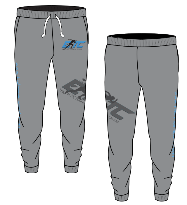 The Elite Training Center Unisex Jogger