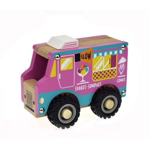 Koala Dream : Wooden Ice Cream Truck
