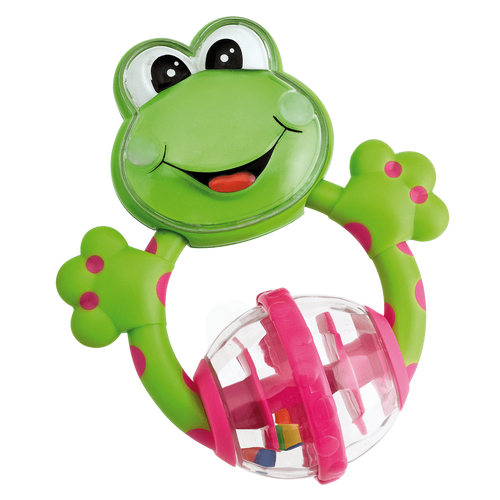 Chicco Frog Rattle