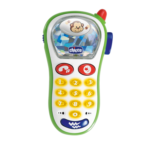 Chicco Vibrating Photo Phone Toy
