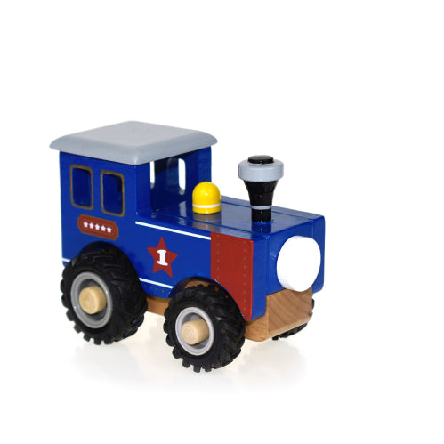 Koala Dream : Wooden Train Engine