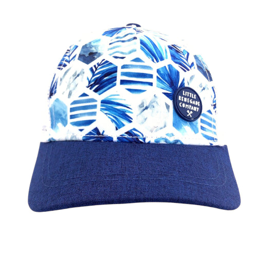Little Renegade Company: Azure Trucker Cap