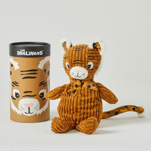 Les Deglingos : Big Simply Plush Toy In Gift Box