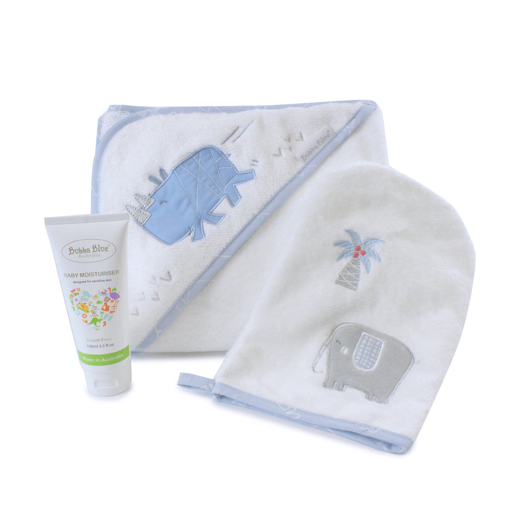 Rhino Run 3 Piece Bath Time Set