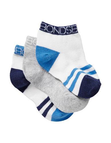 Bonds Sportlet 3 Pack
