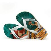 Havaianas Kids Lion King Timon/Pumbaa Sand Thongs