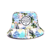 Little Renegade Company : Bondi Reversible Bucket Hat