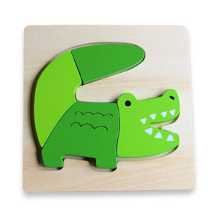 Discoveroo: Chunky Puzzle Animal