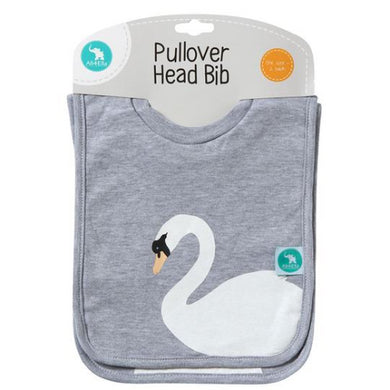 All4Ella Pullover Head Bib - 2pk