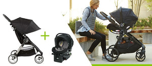 Baby Jogger City Go Capsule