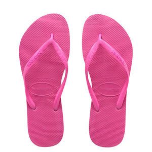 Havaianas Kids Slim Basic Hollywood Rose Thongs