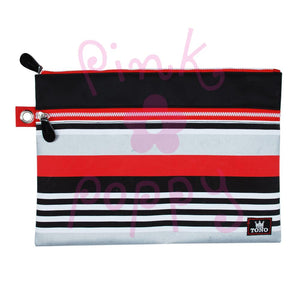 Power Stripe Pencil Case