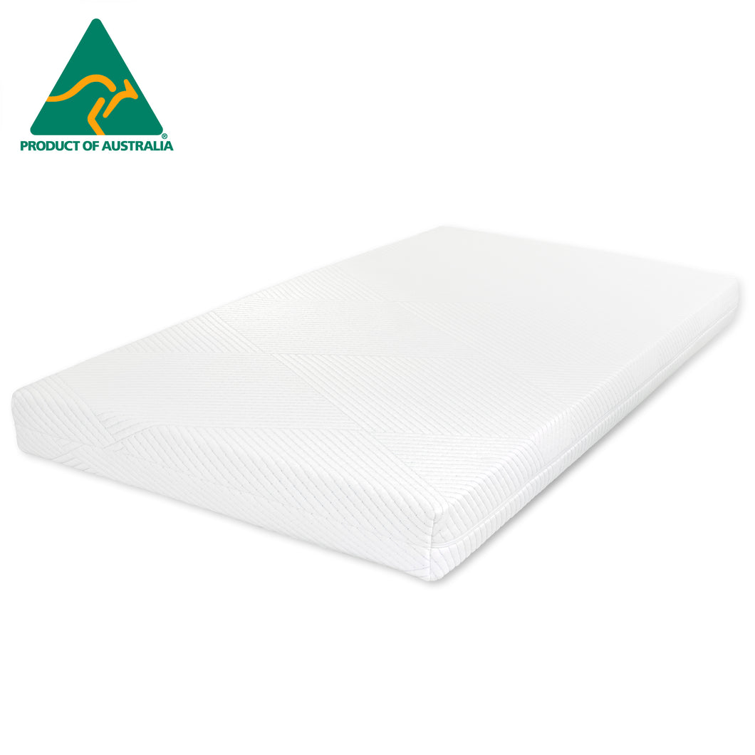 DuoCore Foam Cot Mattress 1300 x 690 x 95cm