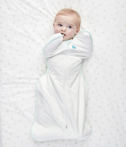Love to Dream SWADDLE UP ORGANIC WARM 2.5TOG