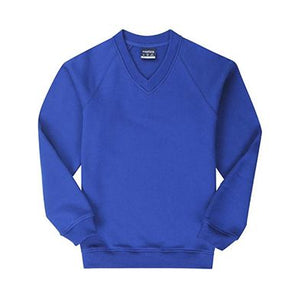 Midford V Neck Fleece Pullover Tracksuit Jumper