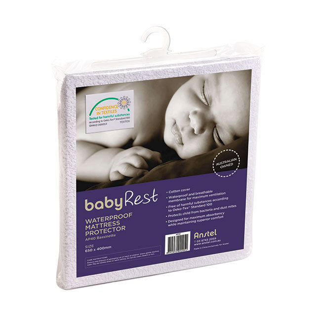 BabyRest Waterproof Mattress Protectors