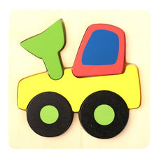 Discoveroo: Chunky Puzzle Vehicle