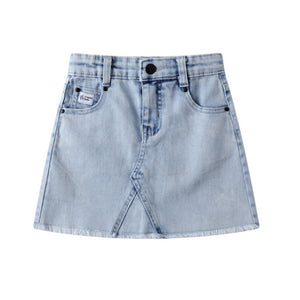 Cracked Soda - Teen Denim Skirt