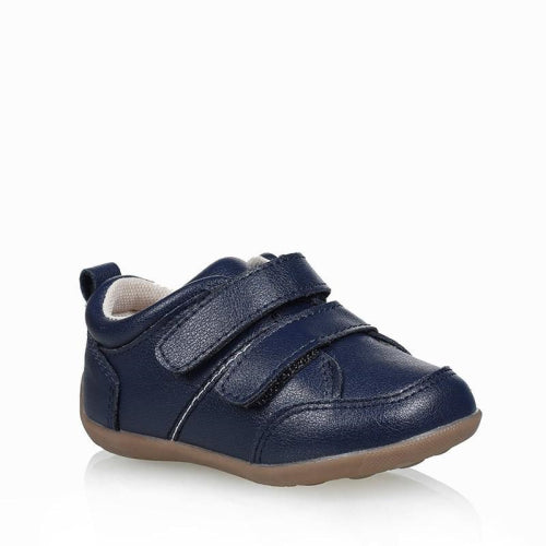 Shoe - Grosby Luke Navy