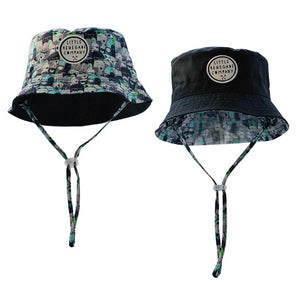 Little Renegade Company : Bears & Beasties Reversible Bucket Hat