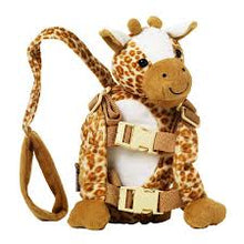 Playette 2-in-1 Toddler Backpack Harness Buddy