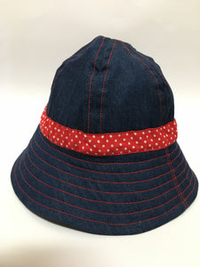 Hat Denim Bucket Girls Eternal Creation