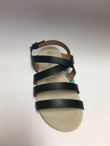 Shoe Jane Black Girls Sandal
