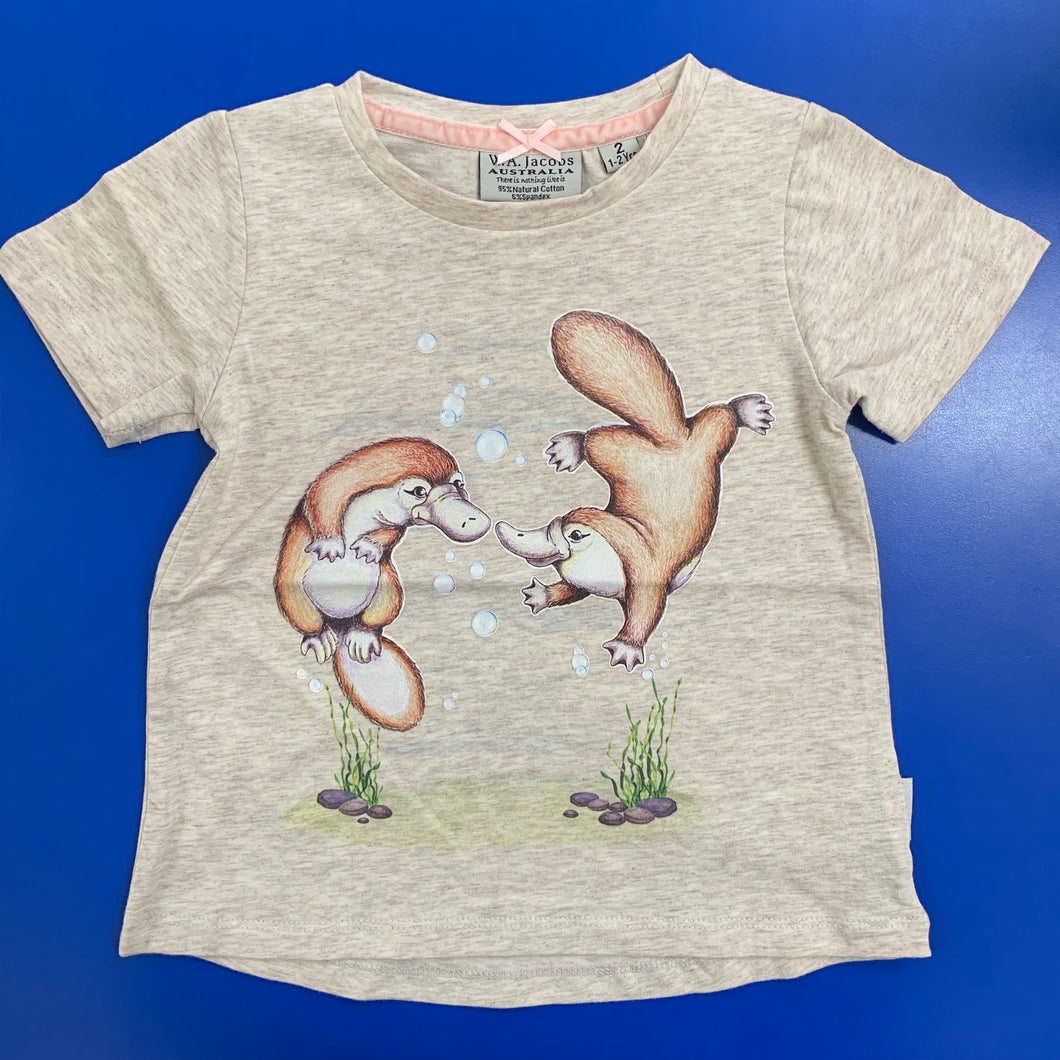 Platypus Natural Cotton TShirt