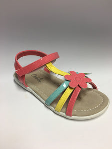 Shoe Holly Multi-Coloured Girls Sandal