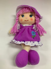 Ivy Rag Doll Soft Toy