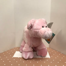 Bright Start Standing Pig Soft Toy